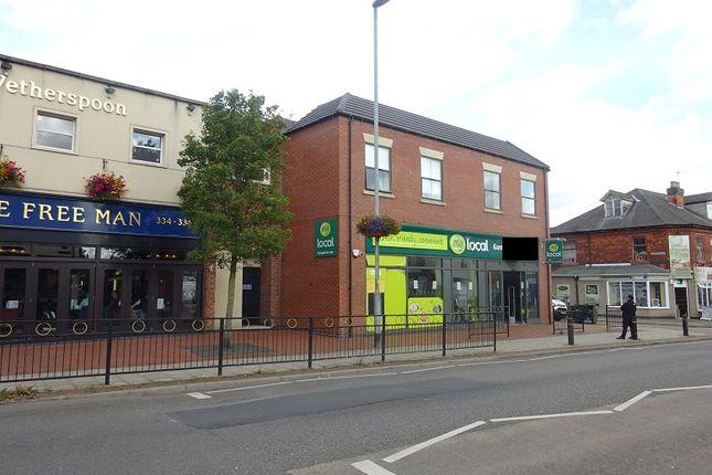 Thumbnail Restaurant/cafe to let in 330-332 Carlton Hill, Nottingham
