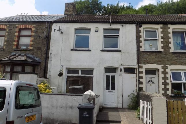Thumbnail Terraced house for sale in Alma Street, Abertillery