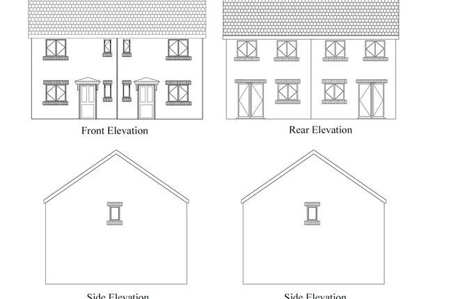 Thumbnail Semi-detached house for sale in Clos Coed Derw, Penygroes, Llanelli