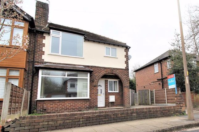 4 bed property to rent in Springfield Road, Cheadle, Cheshire SK8