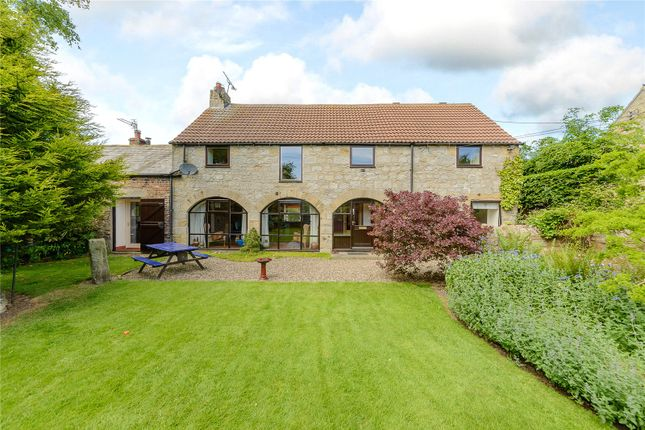 Thumbnail Semi-detached house for sale in Molesden, Morpeth, Northumberland