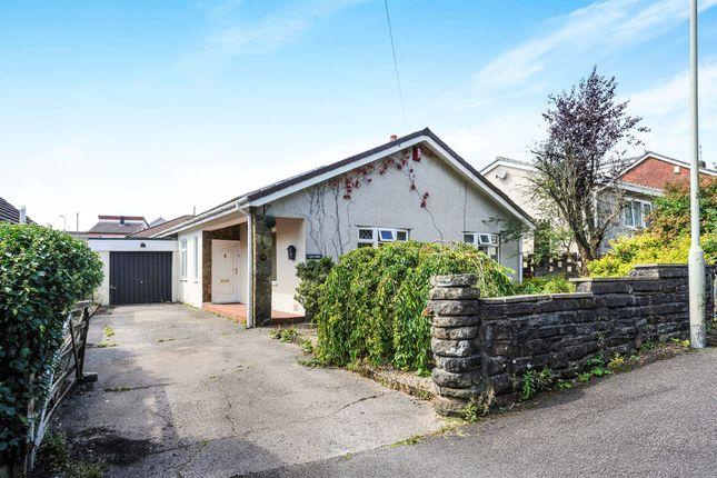 Thumbnail Detached bungalow for sale in Bryn Celyn Lane, Maesteg