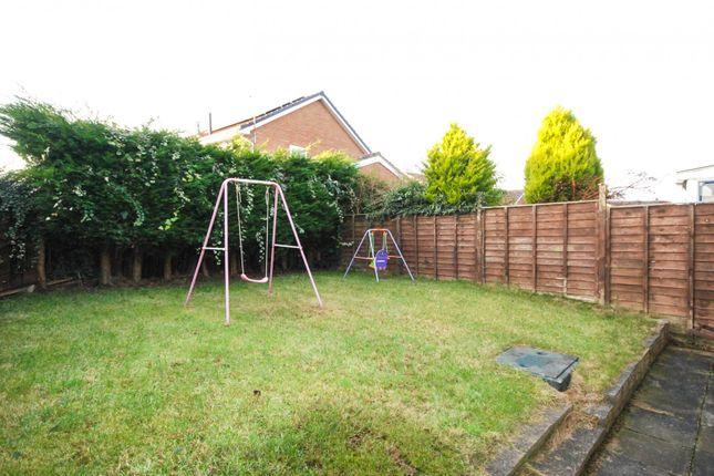 Rear Garden of Dykelands Way, South Shields NE34