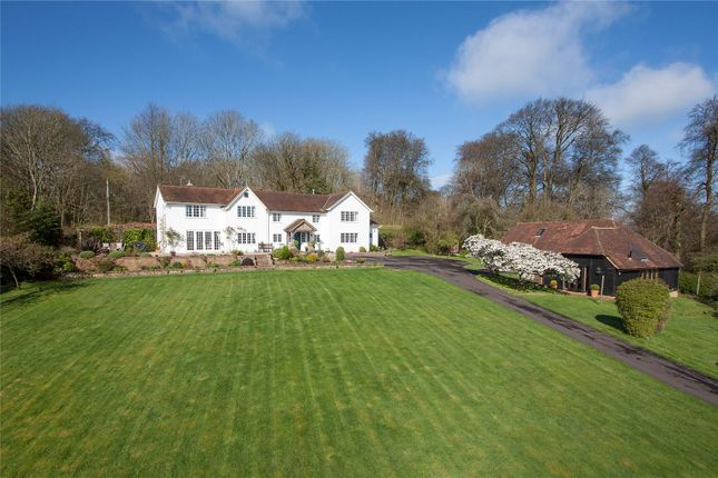 Thumbnail Detached house for sale in Kite Hill, Selborne, Alton, Hampshire