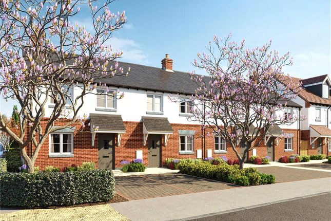 Thumbnail Terraced house for sale in The Barton, The Paddocks, Bourne End, Hertfordshire