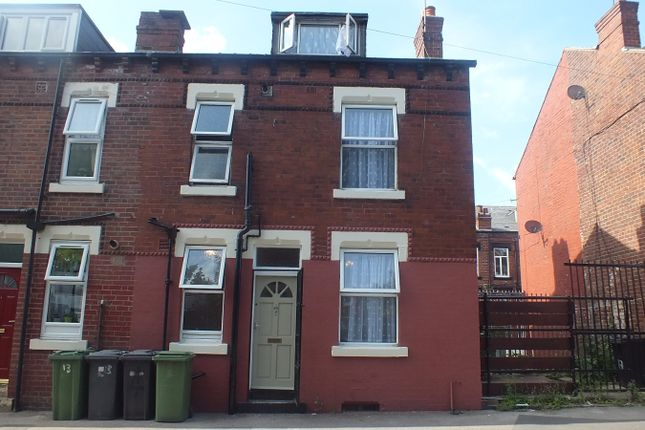 Thumbnail Terraced house to rent in Compton Place, Leeds