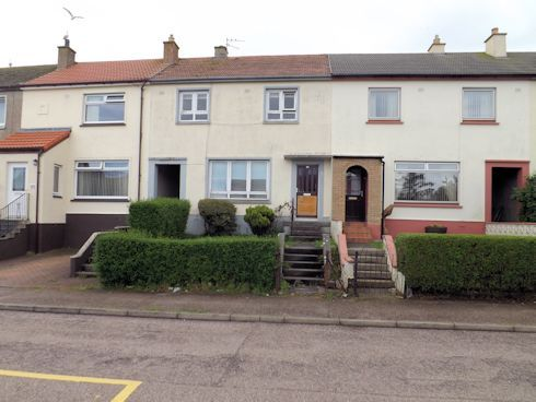 Thumbnail Terraced house for sale in Davaar Avenue, Campbeltown