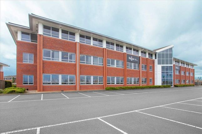 Thumbnail Office to let in Penman Way, Grove Park, Enderby, Leicester