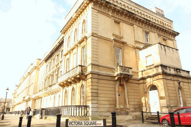 Thumbnail Flat to rent in Victoria Square, Bristol