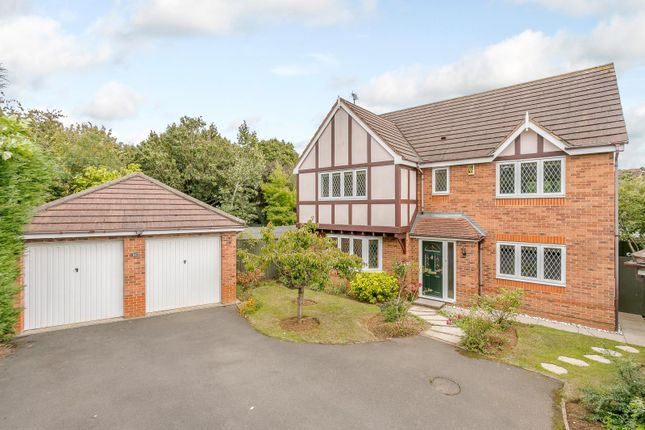 Thumbnail Detached house for sale in Brunel Drive, Upton, Northampton