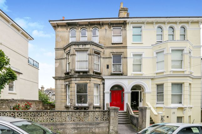 Thumbnail Flat for sale in Alexandra Villas, Brighton