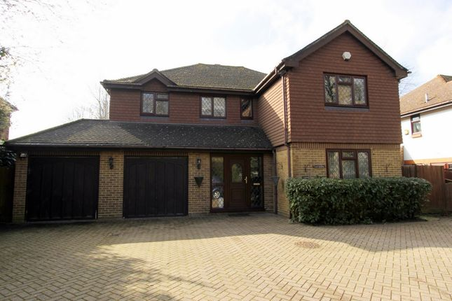 Thumbnail Detached house for sale in Smitham Bottom Lane, Purley