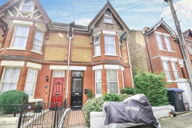 3 bed maisonette for sale in Crescent Road, Ramsgate, Kent, . CT11