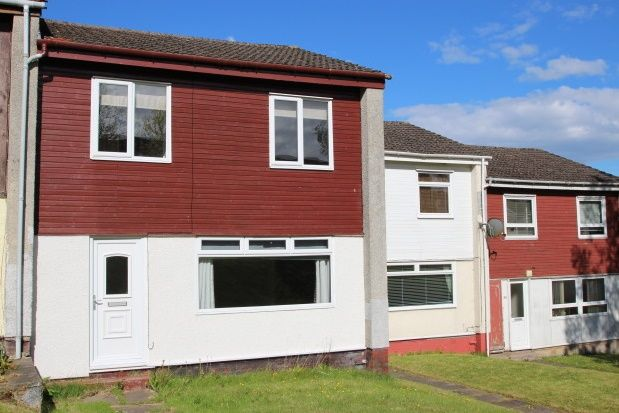 Thumbnail Terraced house to rent in Elm Place, East Kilbride, Glasgow
