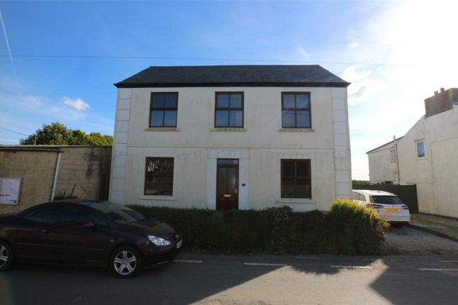 Thumbnail Detached house for sale in Penhale Road, Carnell Green, Camborne