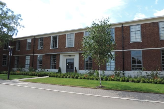 Thumbnail Flat to rent in Trenchard Lane, Caversfield, Bicester