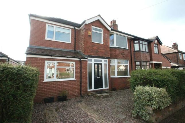 Thumbnail Semi-detached house to rent in Craddock Road, Sale
