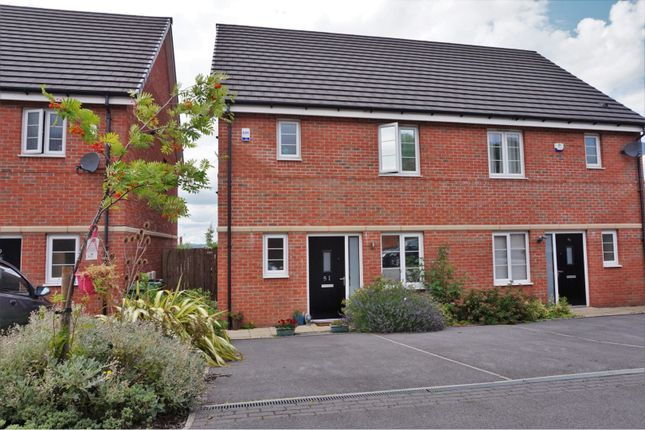 Thumbnail Semi-detached house to rent in Bluebell Avenue, Garforth, Leeds