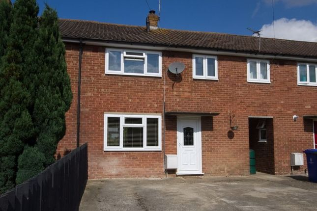 3 bed terraced house for sale in Westhill Avenue, Brackley NN13