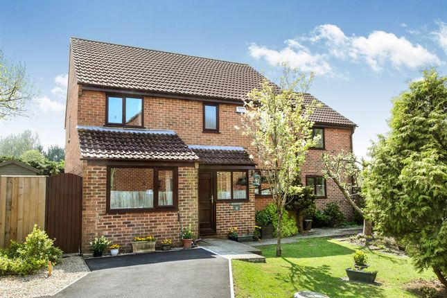 Thumbnail Detached house for sale in Stainers Mead, Motcombe, Shaftesbury
