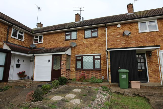 Thumbnail Terraced house for sale in Fairlop Gardens, Basildon