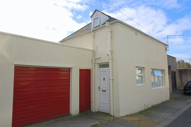 Thumbnail 1 bed link-detached house for sale in Penlee Road, Stoke, Plymouth