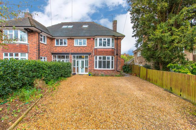 Thumbnail Semi-detached house for sale in London Road, Kettering