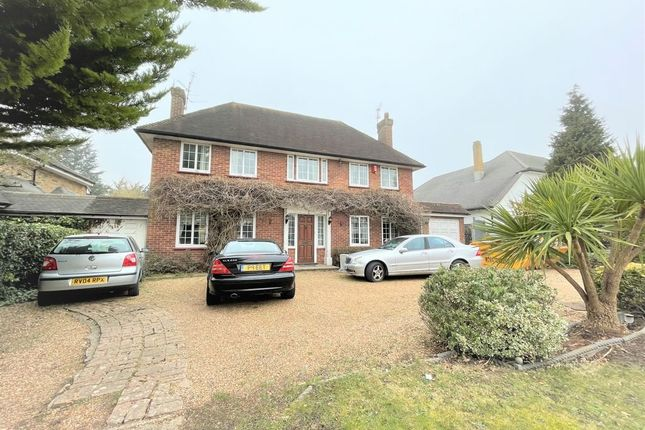 Thumbnail Detached house to rent in Highfield Drive, Ickenham, Uxbridge, Middlesex