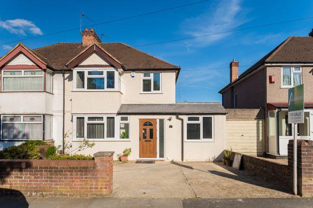 Thumbnail Semi-detached house for sale in Long Lane, Hillingdon, Uxbridge