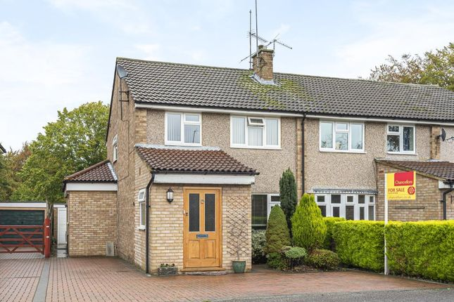 Semi-detached house for sale in Bagshot, Surrey