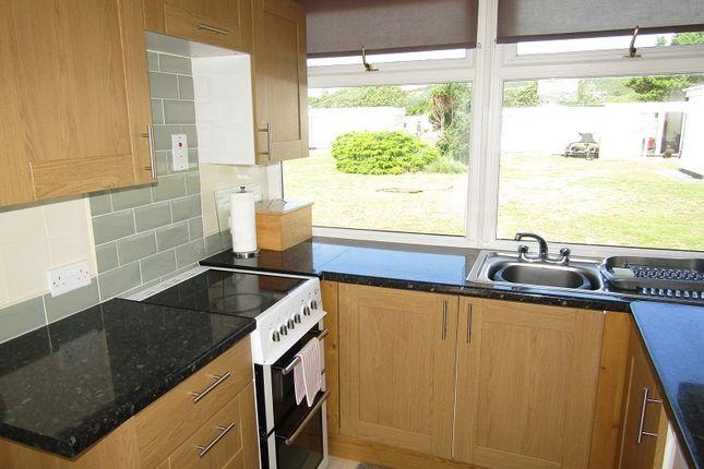 Kitchen of Carmarthen Bay, Holiday Village, Kidwelly, Carmarthenshire. SA17