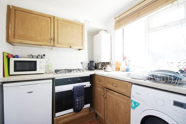 Thumbnail Flat to rent in Chalton Street, London