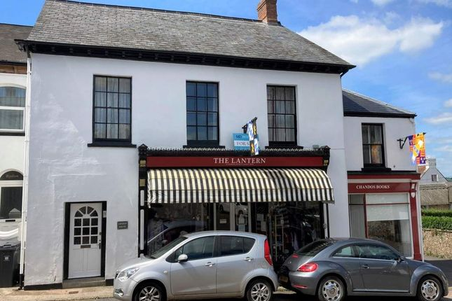 Thumbnail Commercial property for sale in Colyton, Devon