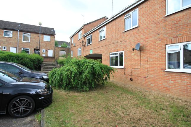 Thumbnail Flat to rent in Lusher Rise, Norwich