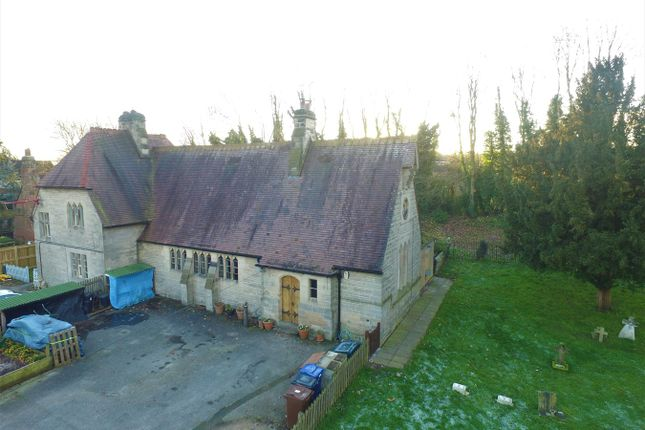 Thumbnail Semi-detached house for sale in Main Road, Denstone, Uttoxeter