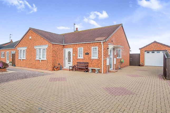 Thumbnail Detached bungalow for sale in St Marys Meadows, Gedney, Spalding