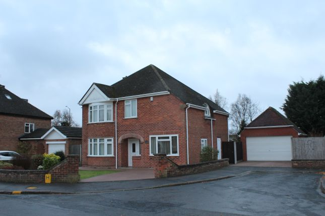 Thumbnail Detached house for sale in Swallowbeck Avenue, Lincoln