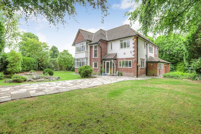 Thumbnail Detached house for sale in Highfield Parkway, Bramhall, Stockport, Cheshire