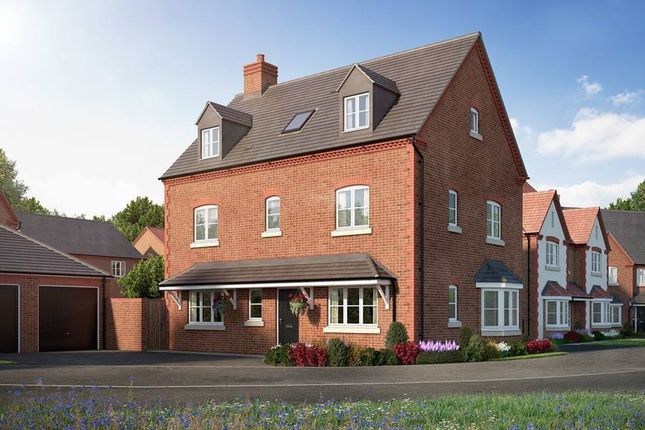 "Thumbnail Detached house for sale in ""The Lambourne"" at Kiln Lane, Leigh Sinton, Malvern"