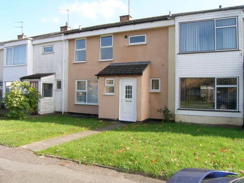 4 bed terraced house to rent in 5 Marloes Walk, Sydenham, Leamington Spa CV31