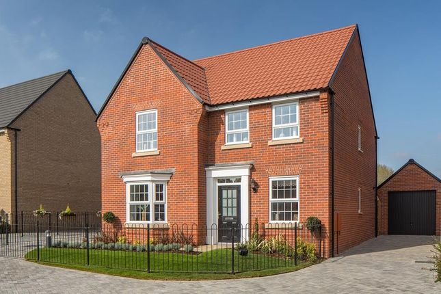 "4 bedroom detached house for sale in ""Holden"" at Maldon Road, Burnham-On-Crouch"