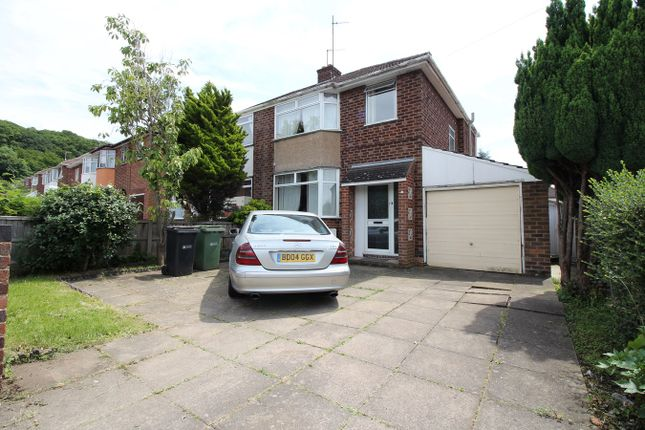 3 bed semi-detached house for sale in Perry Wood Walk, Off Wylds Lane, Worcester