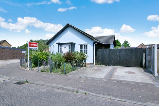 Thumbnail Detached bungalow for sale in Othello Close, Colchester