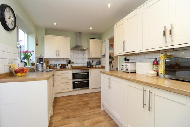 Dining Kitchen of Whitelass Close, Thirsk YO7