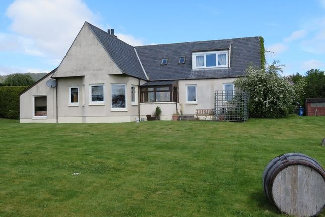Thumbnail Detached house for sale in Drumarbin, Swordale Road, Dingwall