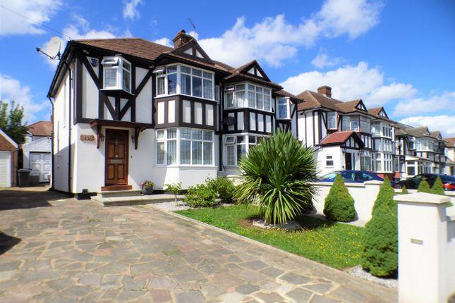 Thumbnail Semi-detached house for sale in Rushgrove Avenue, London