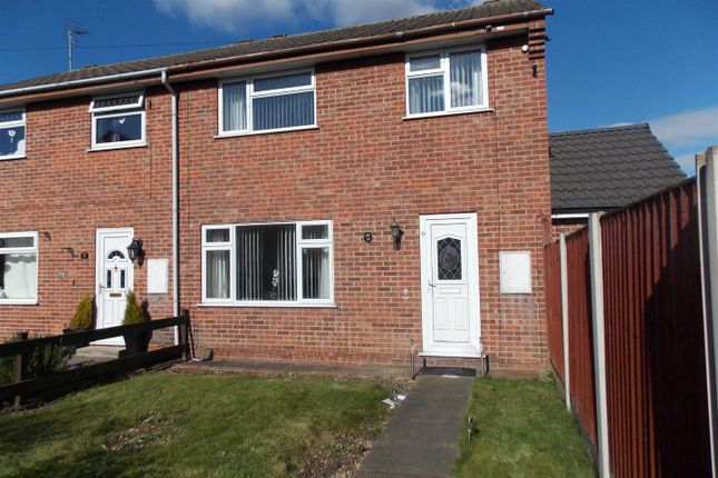 Thumbnail Semi-detached house for sale in Wallis Close, Draycott, Derby