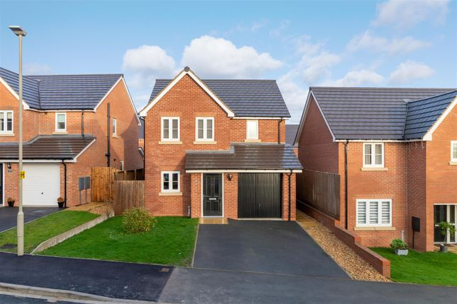 Thumbnail Detached house for sale in Clover Avenue, Malton