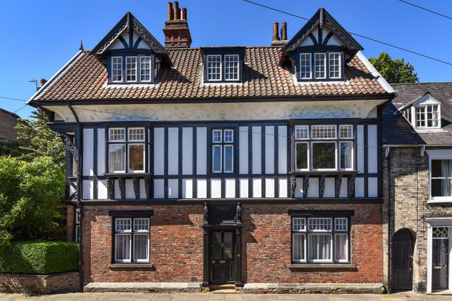 Thumbnail Detached house for sale in North Bar Without, Beverley, East Yorkshire