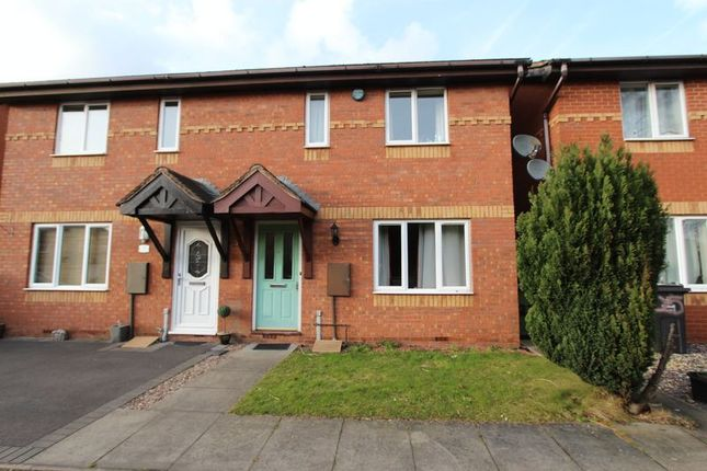3 bed semi-detached house to rent in Scholars Walk, Rushall, Walsall
